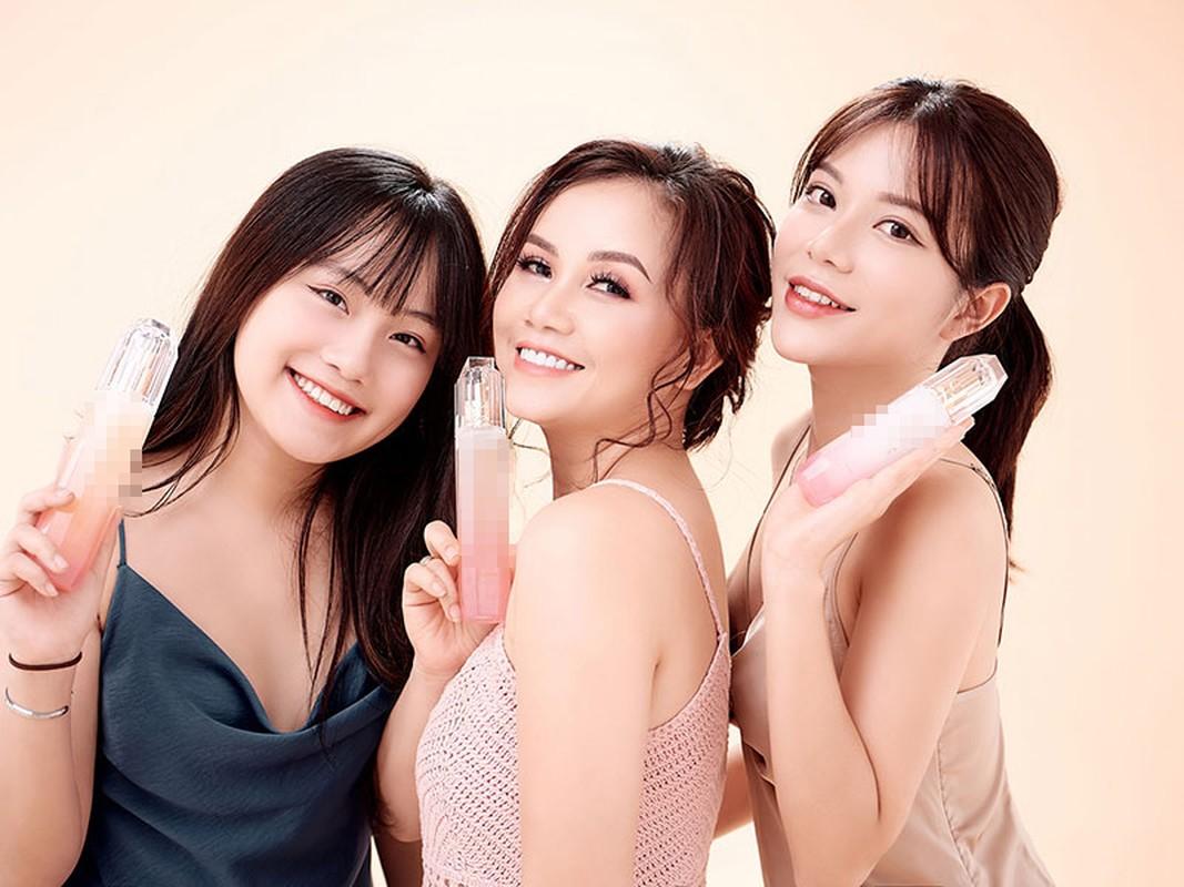 Hai con gai xinh nhu hoa cua dien vien Hoang Yen-Hinh-13