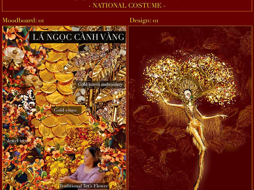 Ban ve quoc phuc gay an tuong cua A hau Ngoc Thao-Hinh-2