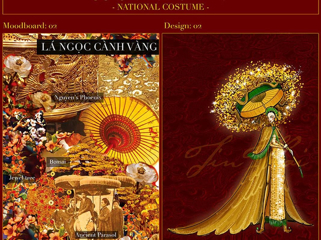 Ban ve quoc phuc gay an tuong cua A hau Ngoc Thao-Hinh-4