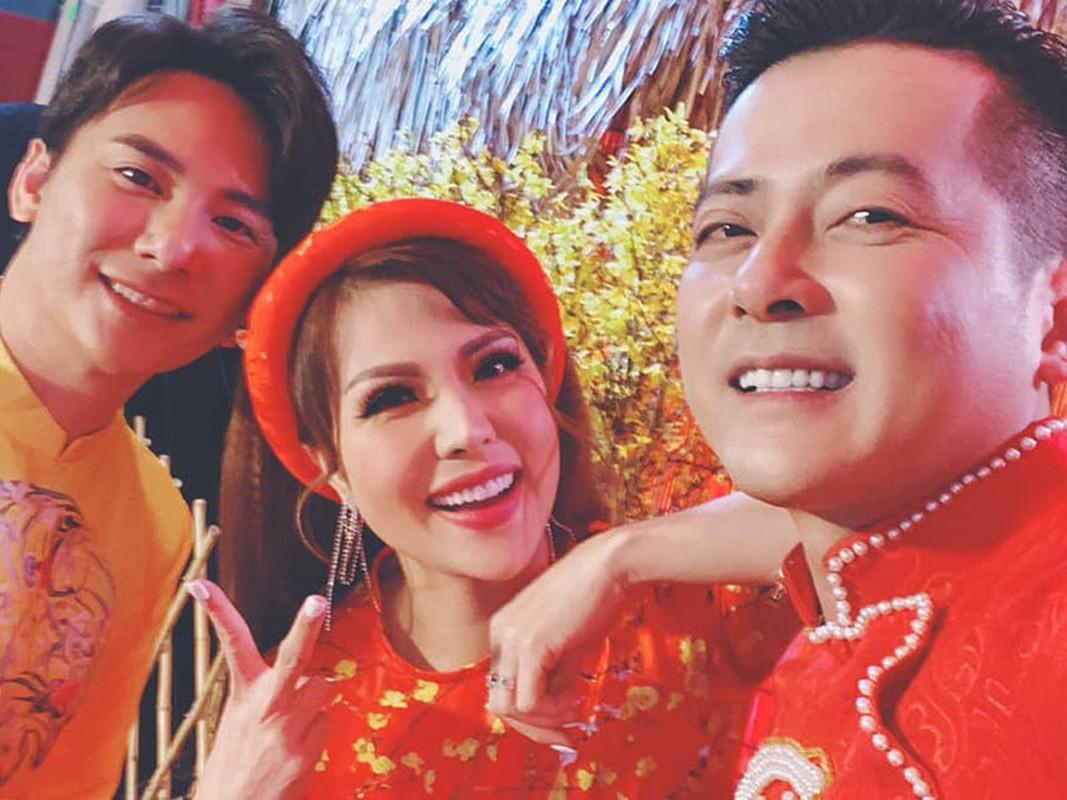 Hoang Anh phot lo loi to bo mac con, xuat hien ben Tham Bebe-Hinh-5
