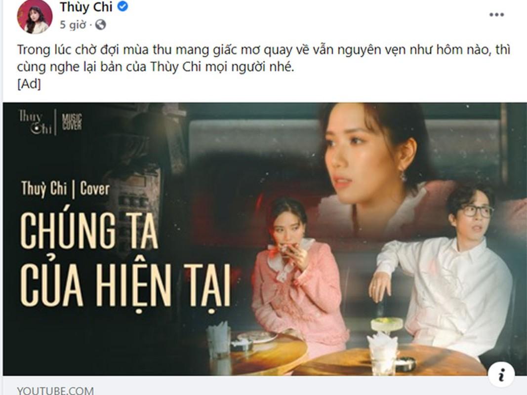 "Soi su nghiep cua Thuy Chi truoc on ao ""ke fame"" Son Tung M-TP"