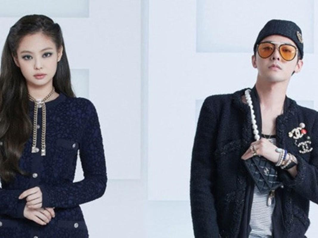 """""""Ong hoang Kpop"""" G-Dragon lo anh hen ho gai xinh nhom BLACKPINK-Hinh-11"""