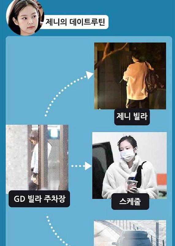 """""""Ong hoang Kpop"""" G-Dragon lo anh hen ho gai xinh nhom BLACKPINK-Hinh-2"""