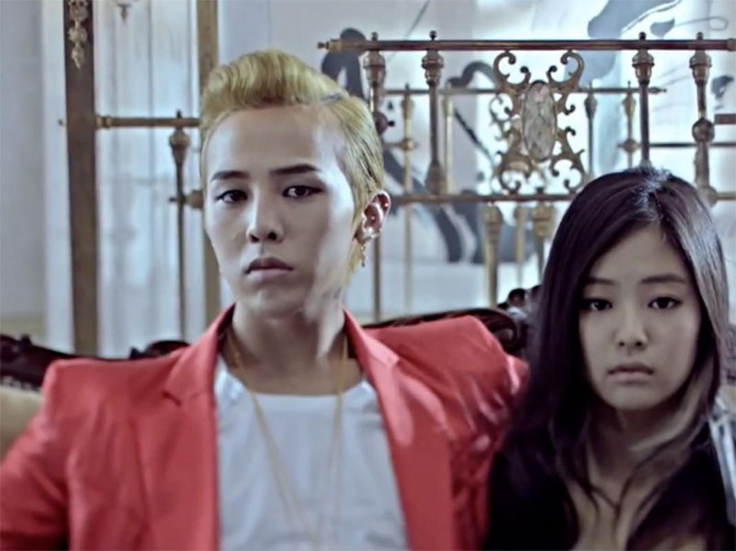 """""""Ong hoang Kpop"""" G-Dragon lo anh hen ho gai xinh nhom BLACKPINK-Hinh-5"""