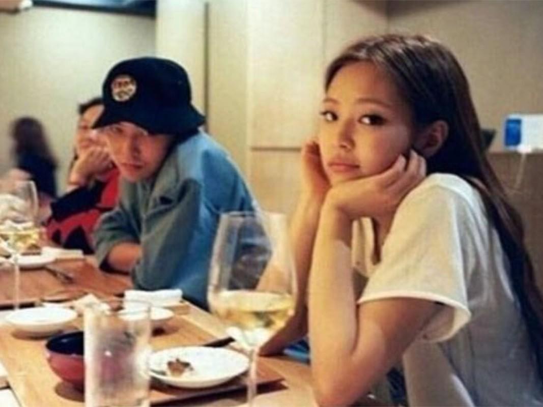 """""""Ong hoang Kpop"""" G-Dragon lo anh hen ho gai xinh nhom BLACKPINK-Hinh-7"""