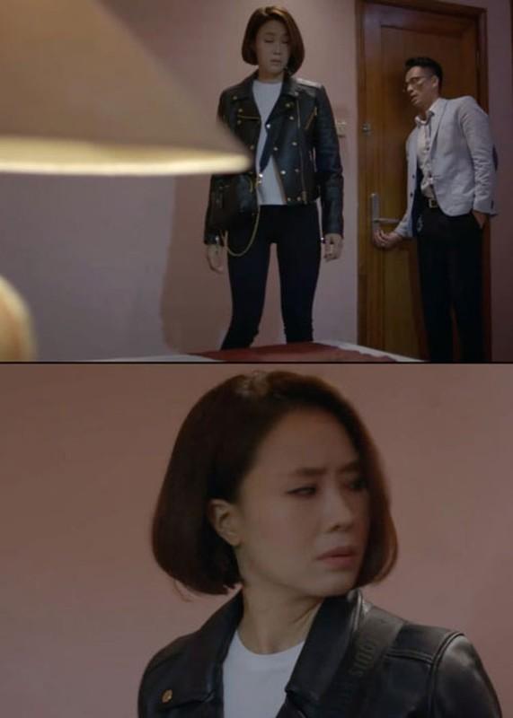 """Nam dien vien cuong buc Hong Diem trong """"Huong duong nguoc nang"""" la ai?"""
