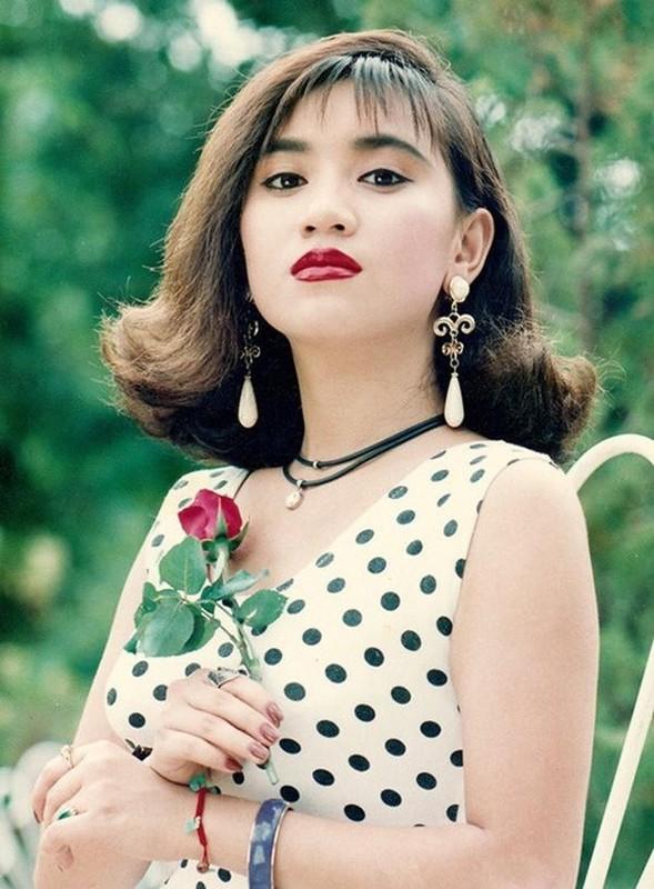 Ve dep cua Y Phung - minh tinh tung khien tai tu Ly Hung say dam-Hinh-2