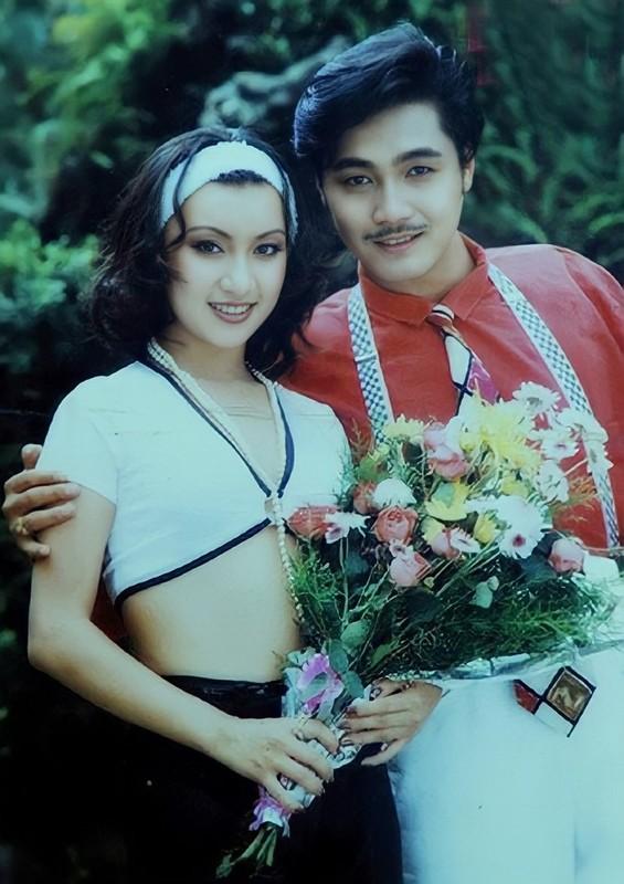 Ve dep cua Y Phung - minh tinh tung khien tai tu Ly Hung say dam-Hinh-7
