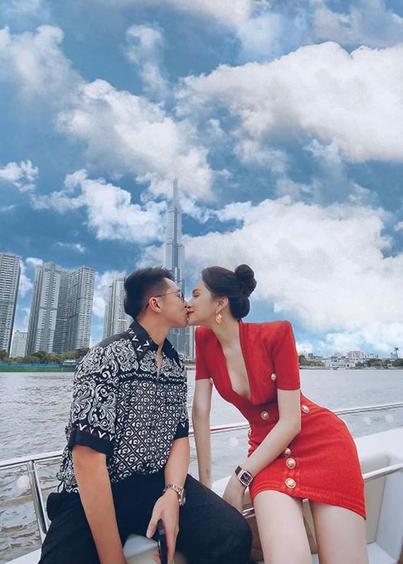 Anh ngot ngao cua Huong Giang - Matt Liu giua nghi van chia tay-Hinh-3