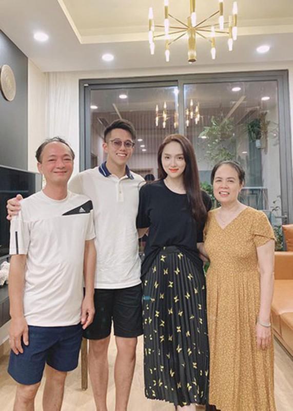 Anh ngot ngao cua Huong Giang - Matt Liu giua nghi van chia tay-Hinh-6