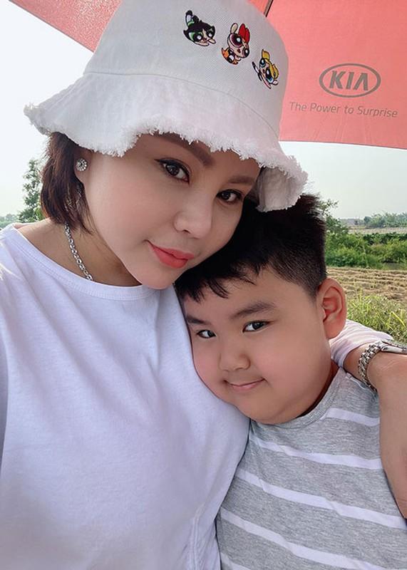 "Nang tinh voi Tran Thanh trong ""Bo gia"", Le Giang ngoai doi ra sao?-Hinh-6"