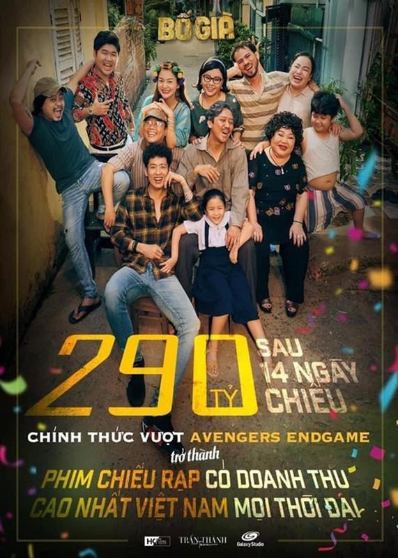 "Hau truong thu vi it biet cua phim 290 ty ""Bo gia"""