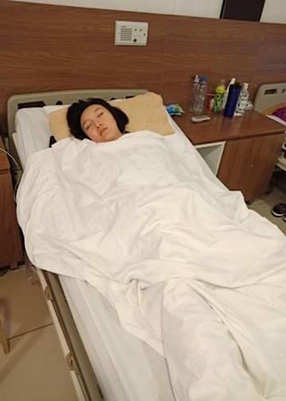 MC Vu Diem My phat hien bi ung thu sau le dam ngo-Hinh-2
