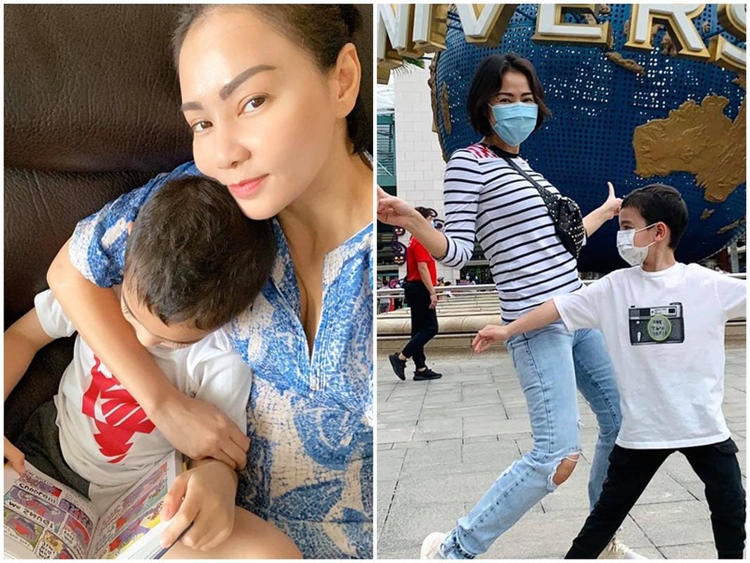 Cuoc song o Singapore cua Thu Minh va chong dai gia-Hinh-3