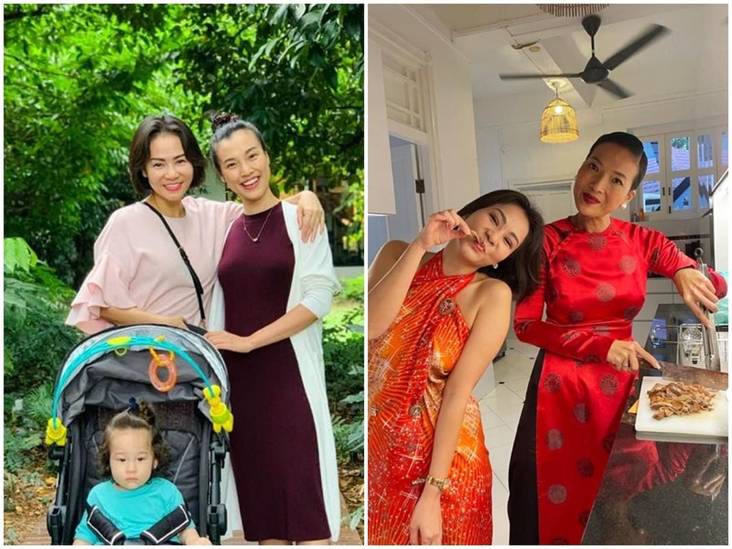 Cuoc song o Singapore cua Thu Minh va chong dai gia-Hinh-4