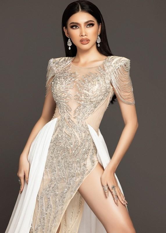 Soi trang phuc cua A hau Ngoc Thao thi ban ket Miss Grand International-Hinh-3