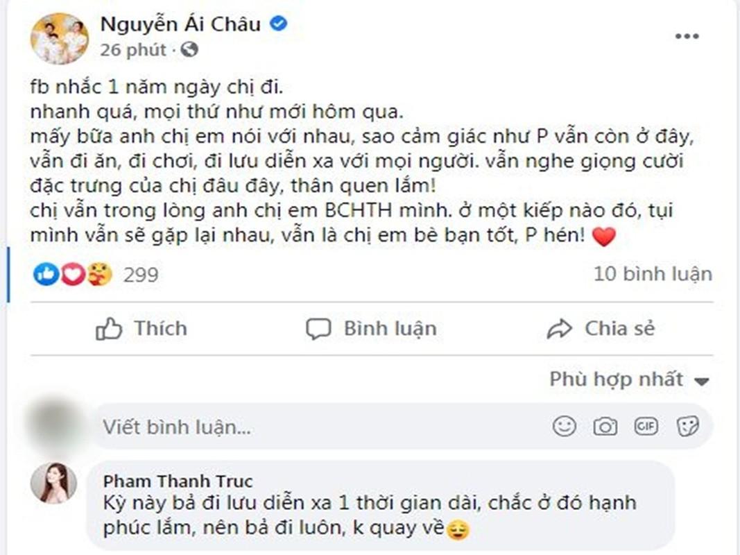 1 nam ngay mat dien vien Mai Phuong, sao Viet van nghen ngao-Hinh-6