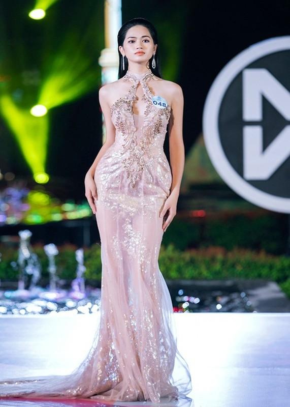 Nhan sac Top 5 Hoa hau The gioi Viet Nam lam MC VTV-Hinh-5
