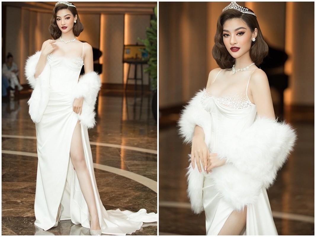 Luong Thuy Linh, Do Thi Ha, Tieu Vy do sac tai su kien-Hinh-4