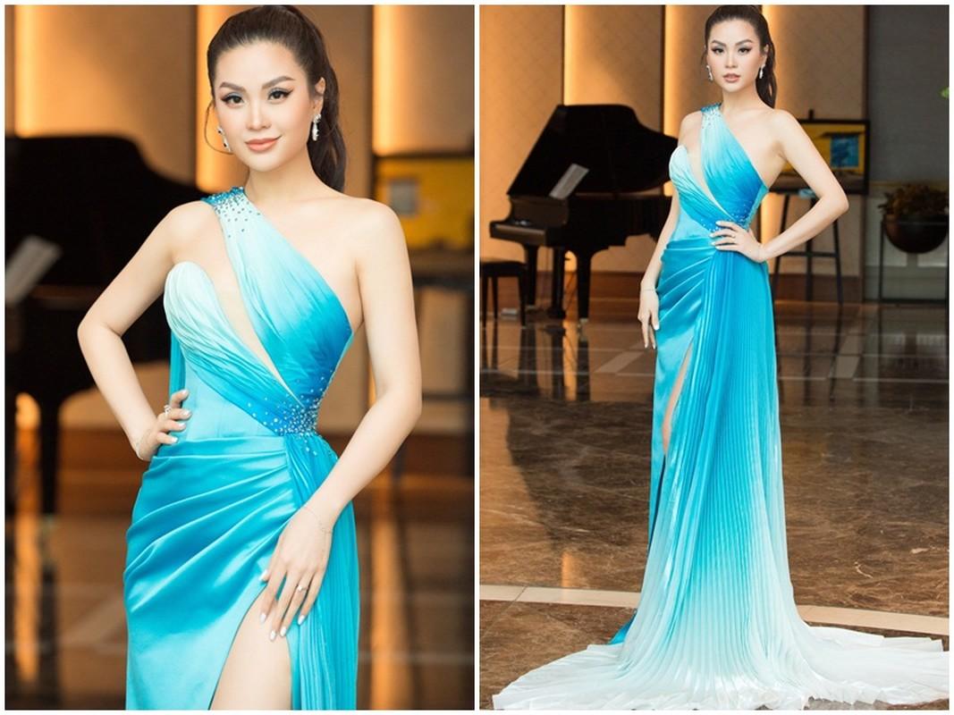 Luong Thuy Linh, Do Thi Ha, Tieu Vy do sac tai su kien-Hinh-7