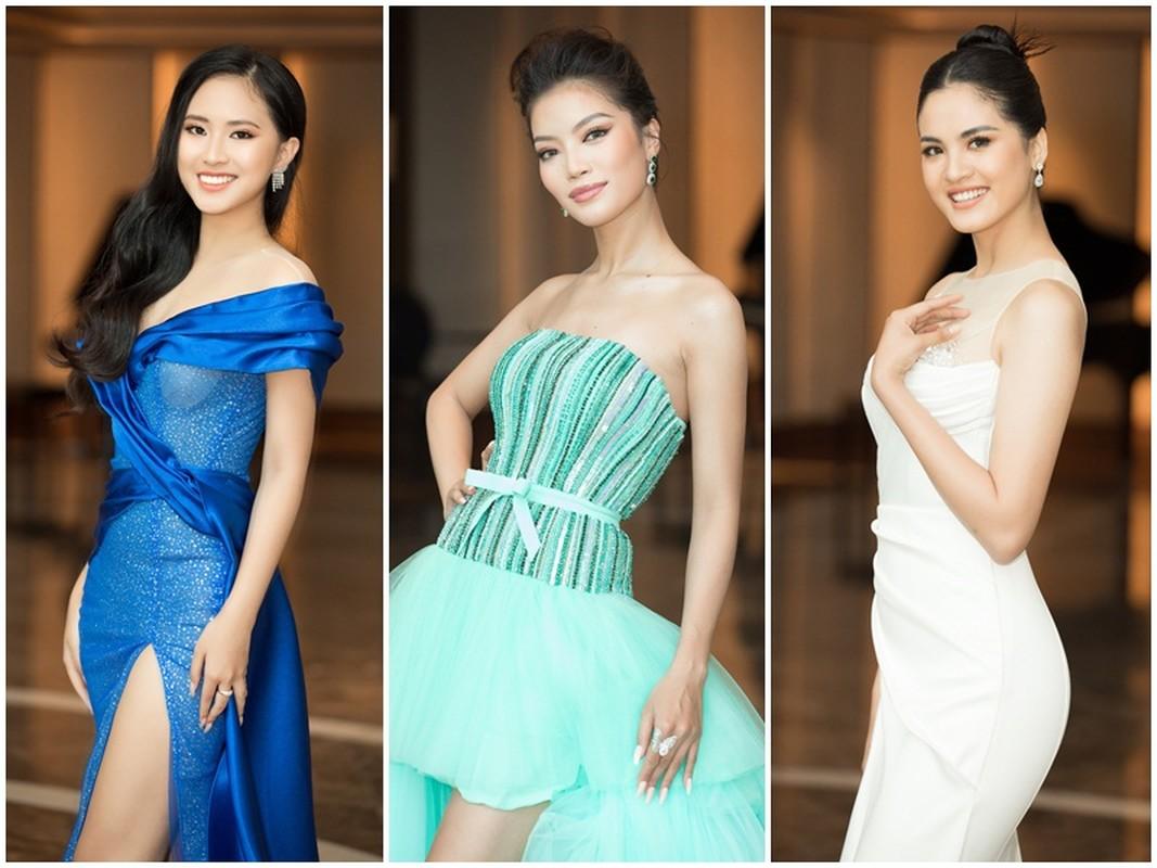 Luong Thuy Linh, Do Thi Ha, Tieu Vy do sac tai su kien-Hinh-9
