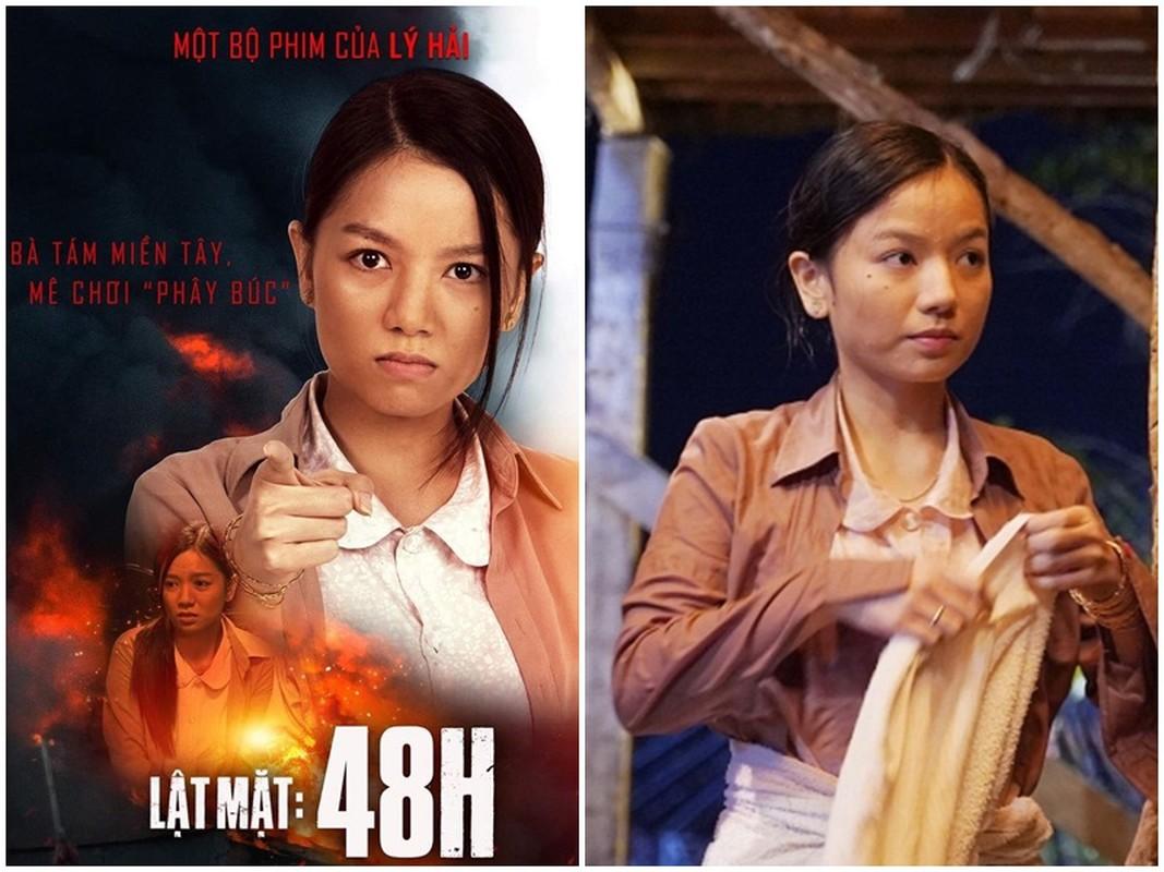 """My nhan dong nu chinh phim """"Lat mat: 48h"""" cua Ly Hai la ai?"""