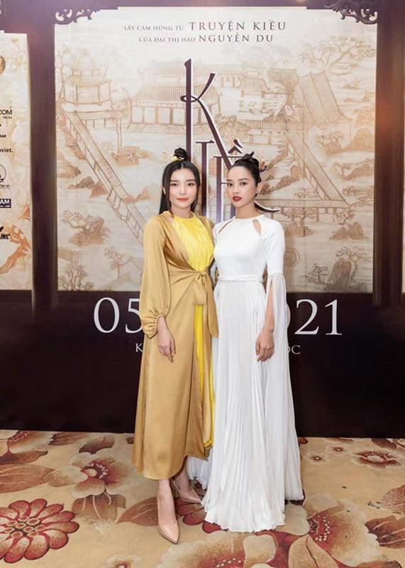 """Do tai sac hai nu chinh phim """"Kieu"""": Trinh My Duyen - Cao Thai Ha-Hinh-2"""