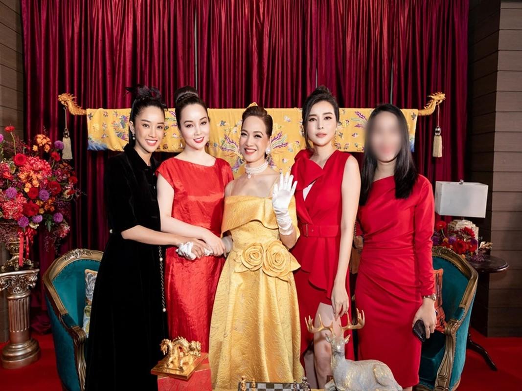 """Do tai sac hai nu chinh phim """"Kieu"""": Trinh My Duyen - Cao Thai Ha-Hinh-4"""