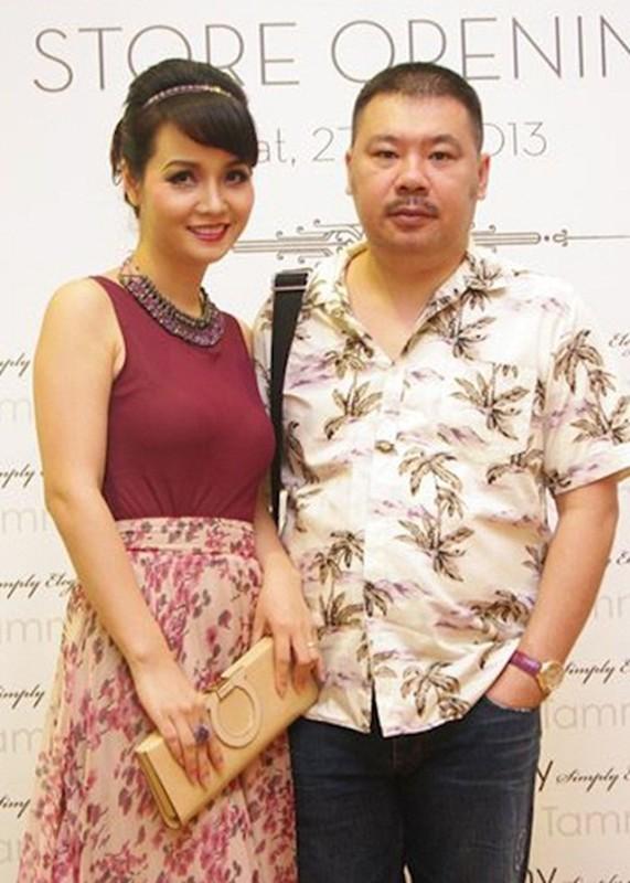 """To am hanh phuc cua dao dien phim """"Kieu"""" Mai Thu Huyen"""