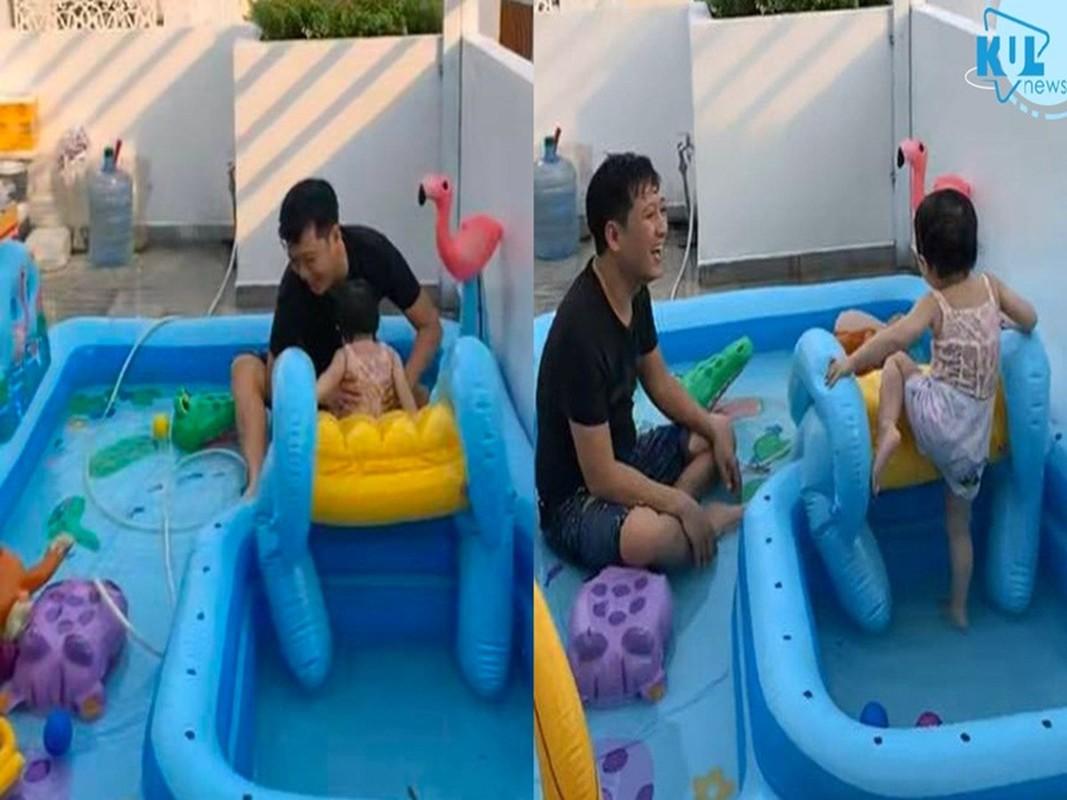 Hinh anh doi thuong hanh phuc cua Truong Giang ben vo con-Hinh-3