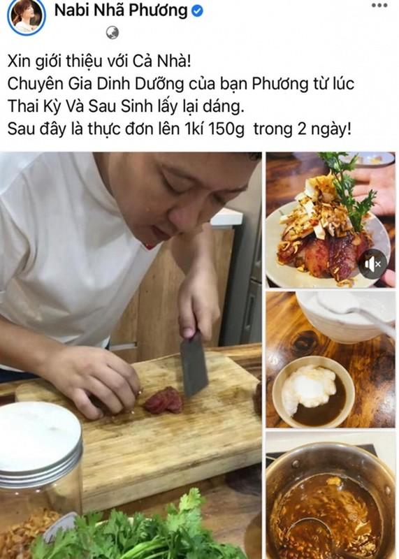 Hinh anh doi thuong hanh phuc cua Truong Giang ben vo con-Hinh-8