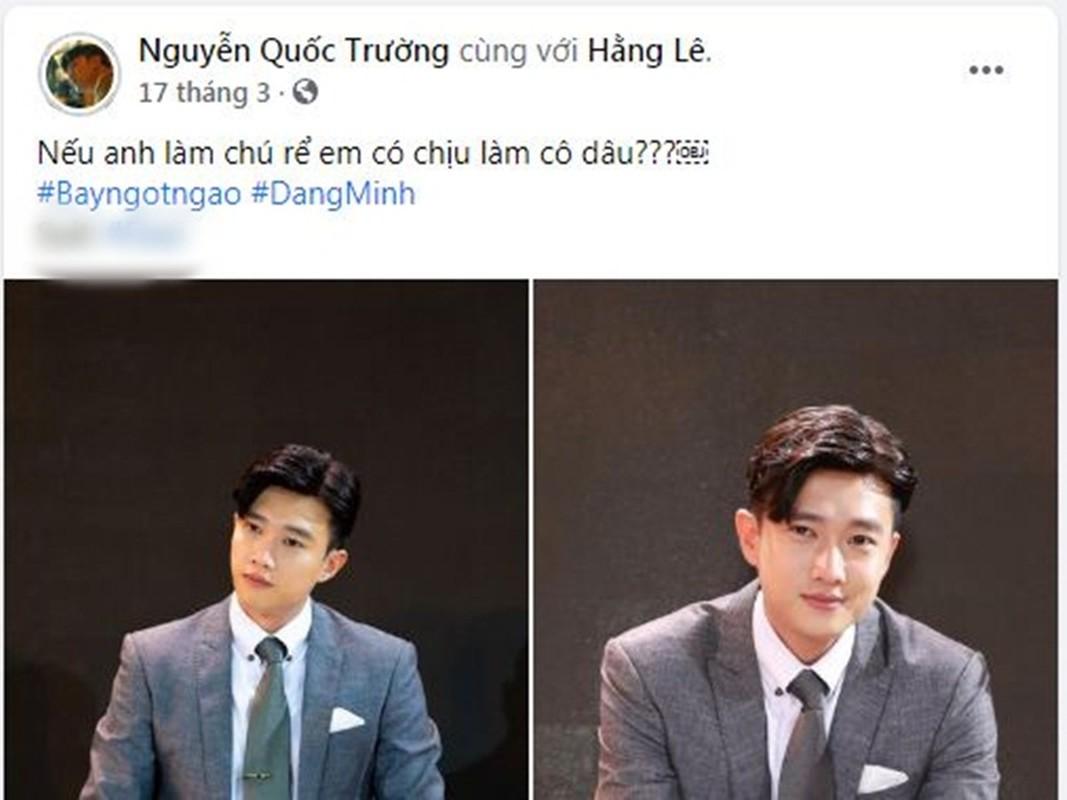 Loat bang chung tao nghi van Minh Hang - Quoc Truong hen ho-Hinh-7