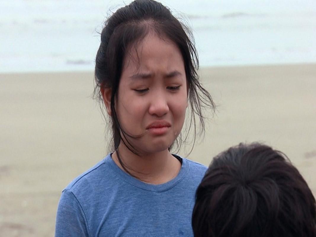 """Dien vien nhi Ha Anh dong """"Huong vi tinh than"""" la ai?"""