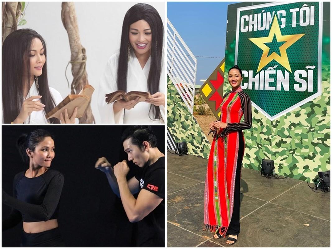 Cuoc song cua H'hen Nie thay doi the nao sau khi roi Miss Universe?-Hinh-3