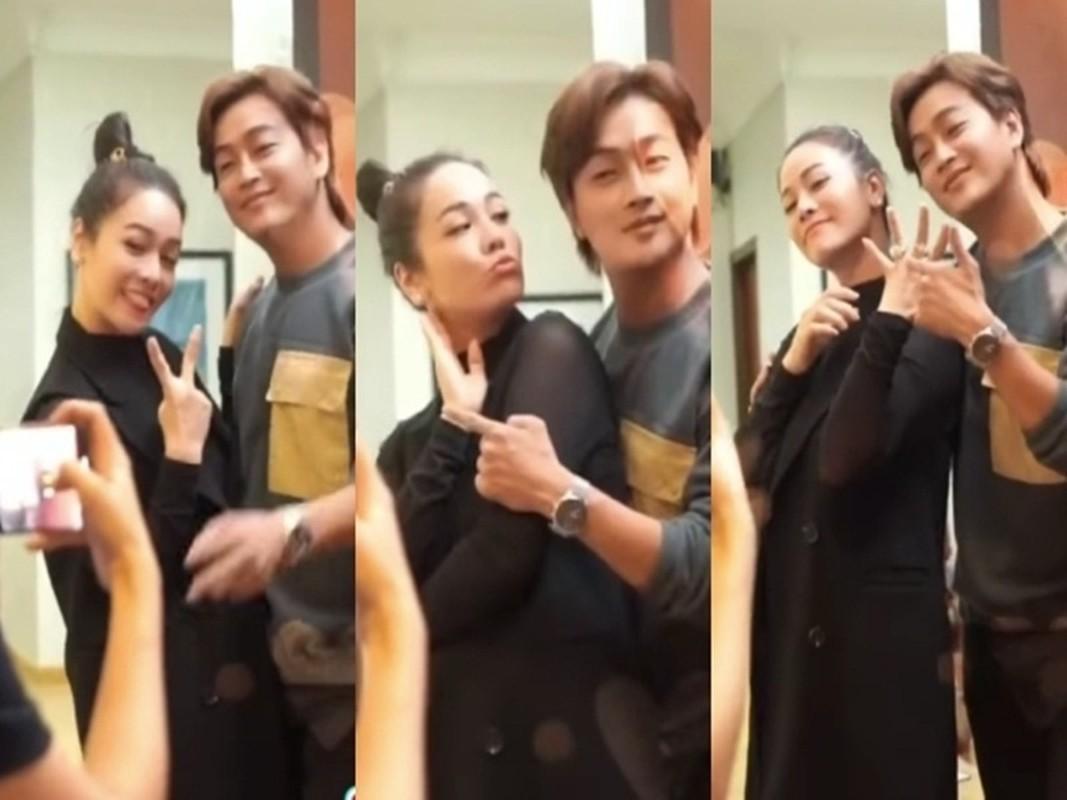 Nhat Kim Anh len tieng ve clip duoc TiTi cau hon-Hinh-2