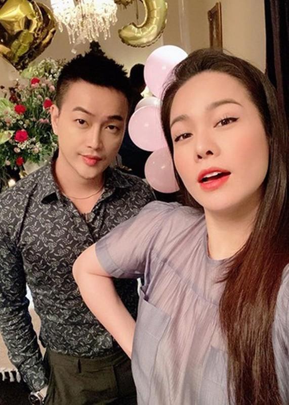 Nhat Kim Anh len tieng ve clip duoc TiTi cau hon-Hinh-4