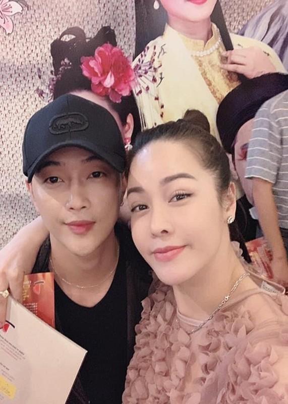 Nhat Kim Anh len tieng ve clip duoc TiTi cau hon-Hinh-5