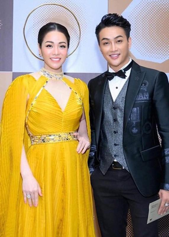 Nhat Kim Anh len tieng ve clip duoc TiTi cau hon-Hinh-8