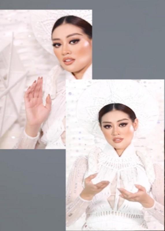 Soi quoc phuc thi Miss Universe cua Khanh Van va hai doi thu-Hinh-2