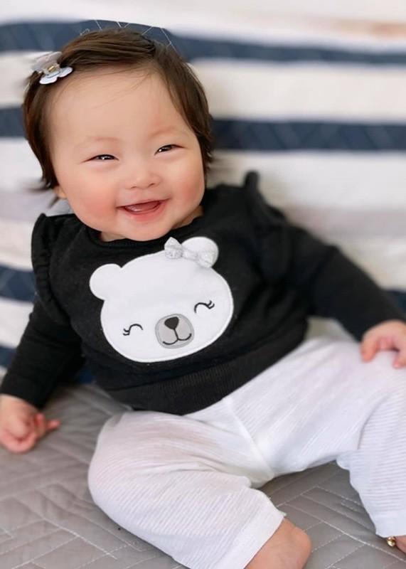 Pha Le lay chong Han Quoc, con gai dang yeu khien fan me tit-Hinh-8