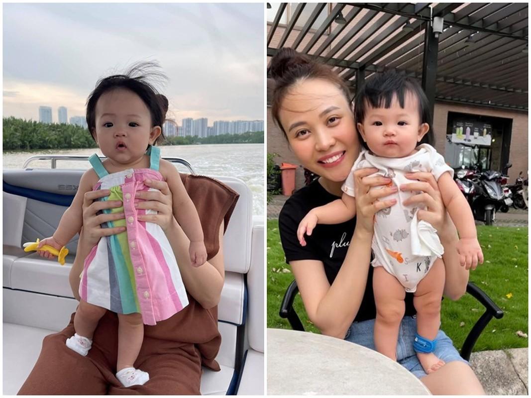 Dam Thu Trang song sang chanh, hanh phuc sau khi ket hon-Hinh-5