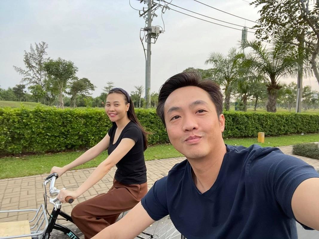 Dam Thu Trang song sang chanh, hanh phuc sau khi ket hon-Hinh-7