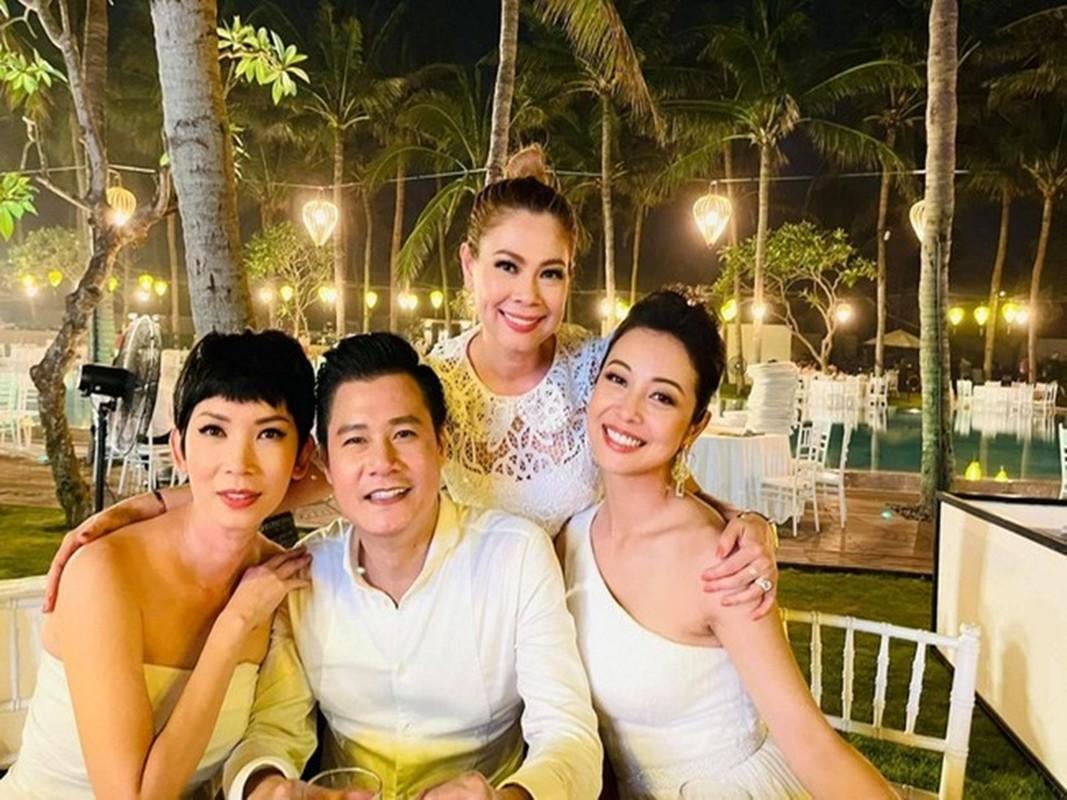 Hau ly hon, Quang Dung - Jennifer Pham ung xu van minh bao nguoi nguong mo-Hinh-2