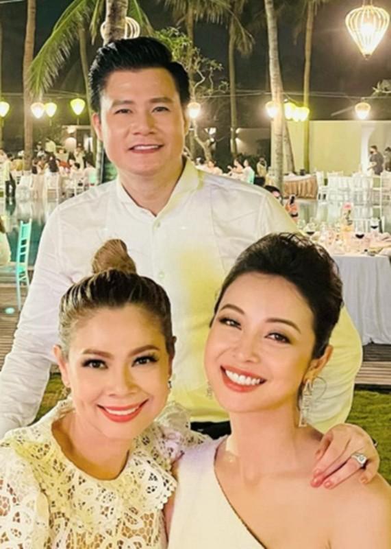 Hau ly hon, Quang Dung - Jennifer Pham ung xu van minh bao nguoi nguong mo-Hinh-3