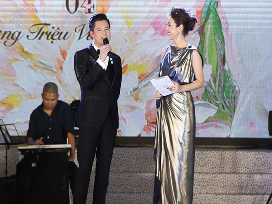 Hau ly hon, Quang Dung - Jennifer Pham ung xu van minh bao nguoi nguong mo
