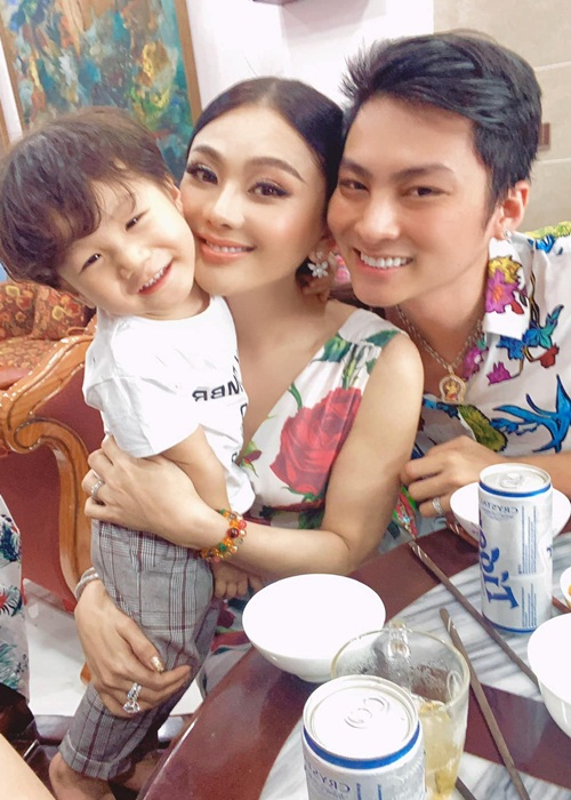Tung ran nut, hon nhan cua Lam Khanh Chi va chong tre the nao?-Hinh-6