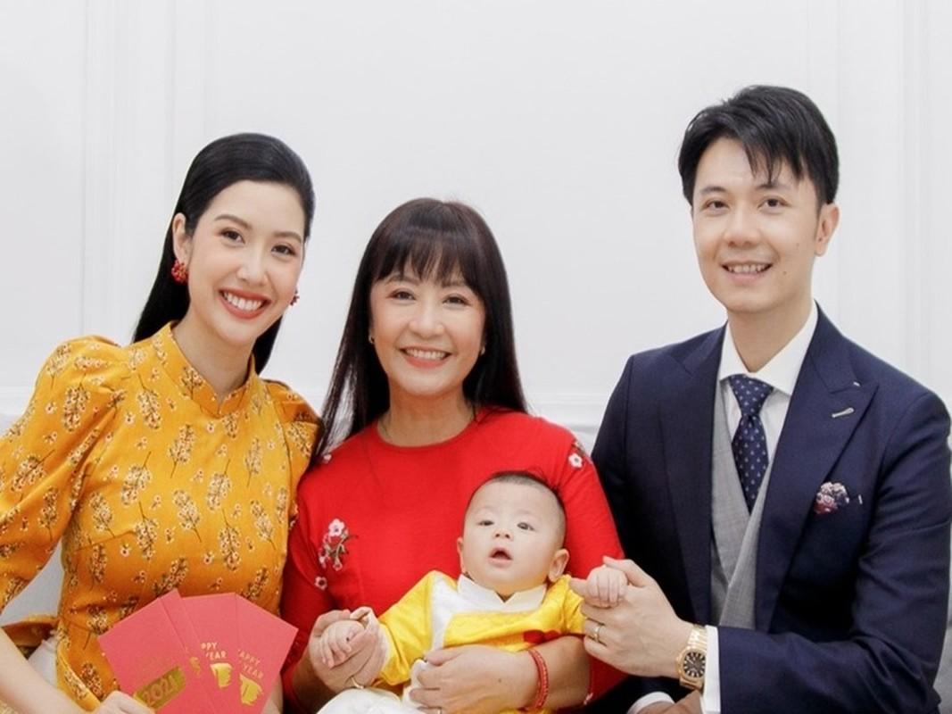 Hon nhan cua A hau Thuy Van ben chong doanh nhan gia the khung-Hinh-9