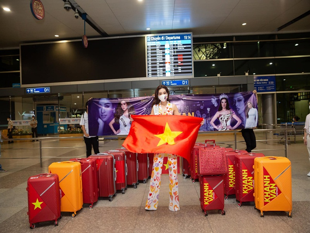Vua den My, Khanh Van duoc du doan lot top 21 Miss Universe 2020-Hinh-5