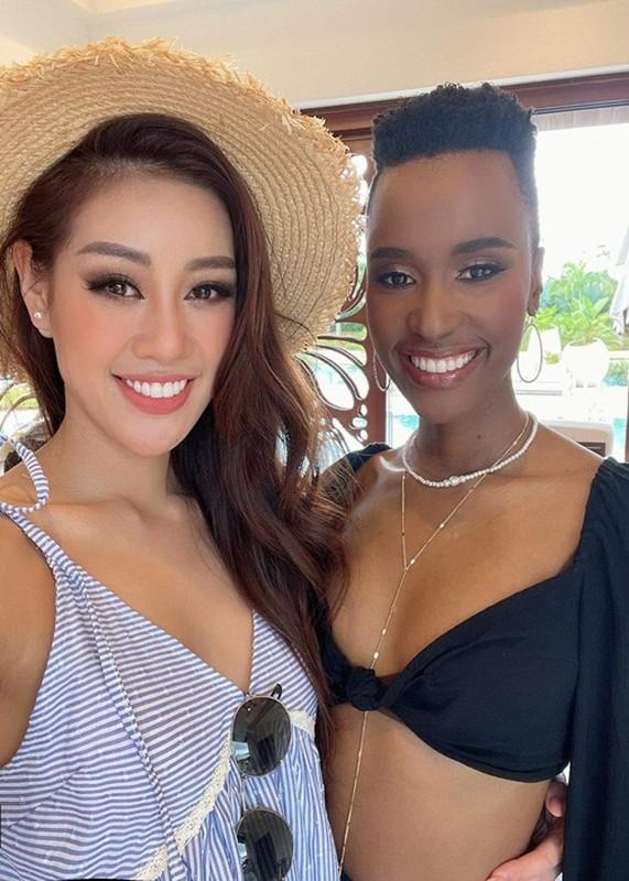 Hoa hau Khanh Van gap su co o Miss Universe 2020-Hinh-8