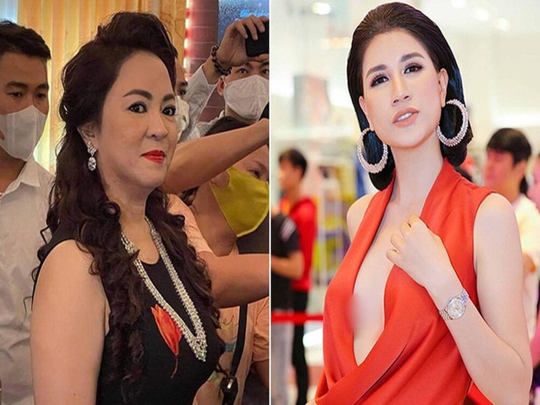 NSND Hong Van va loat sao Viet dinh on ao voi ba Phuong Hang-Hinh-6